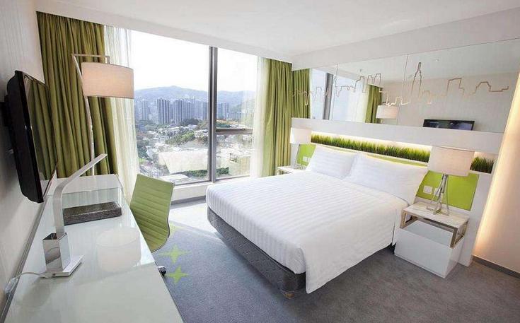 香港酒店怎么订合适1