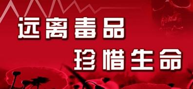 2017年6.26国际禁毒日主题标语1