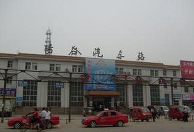 阳谷汽车站