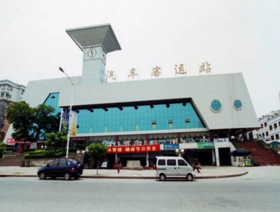 四平客运总站南门