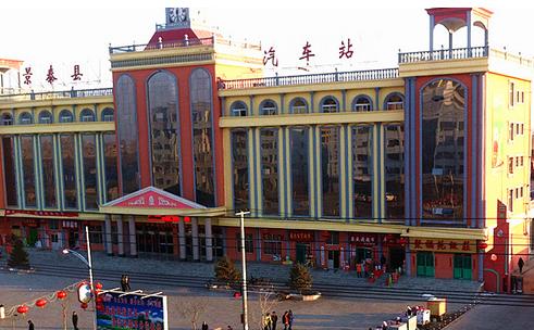 景泰汽车站