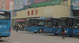 北京密云长途客运站