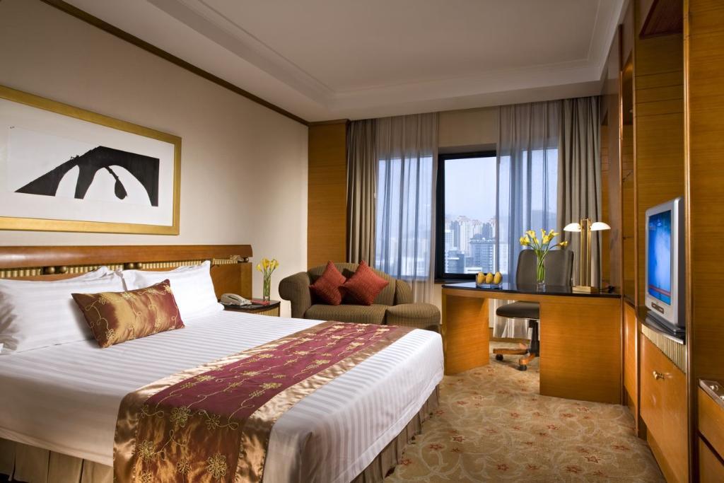 清明假期港澳酒店價降四成