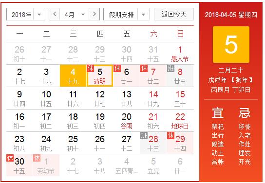 2018南陽清明節限行嗎