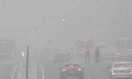 雾霾天气的危害及预防措施图片