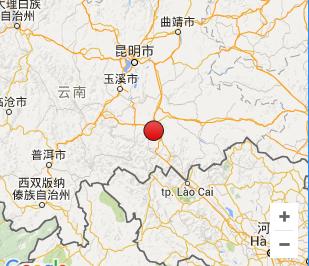 5月4日云南红河4.7级地震最新消息图片
