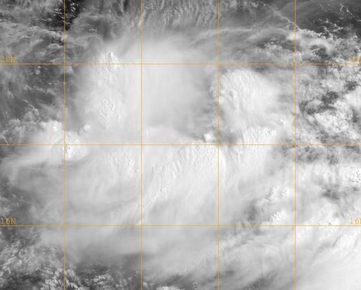 热带低压与台风的区别1