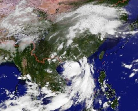 热带低压是台风吗1