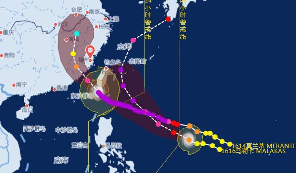 0年9月台风_未来三天气温仍然居高不下9月或有台风影响厦