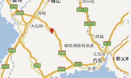 2017年12月19日辽宁海城地震最新消息1