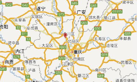 2018年1月5日重庆地震最新消息1