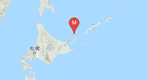 2018年11月5日日本地震最新消息1