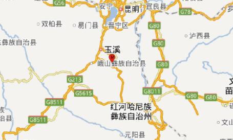 2018年11月9日云南地震最新消息1