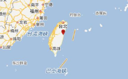2018年12月9日台湾地震最新消息1