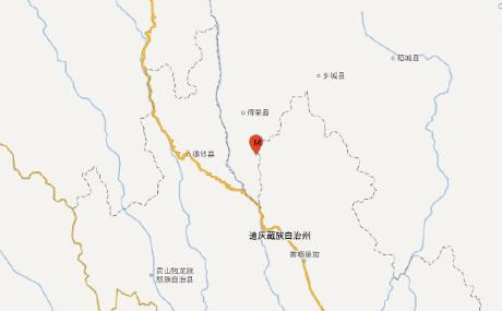 2019年1月8日四川地震最新消息1