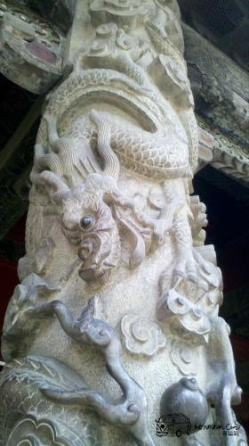 杏坛,孔庙的杏坛相传是孔子讲学之所