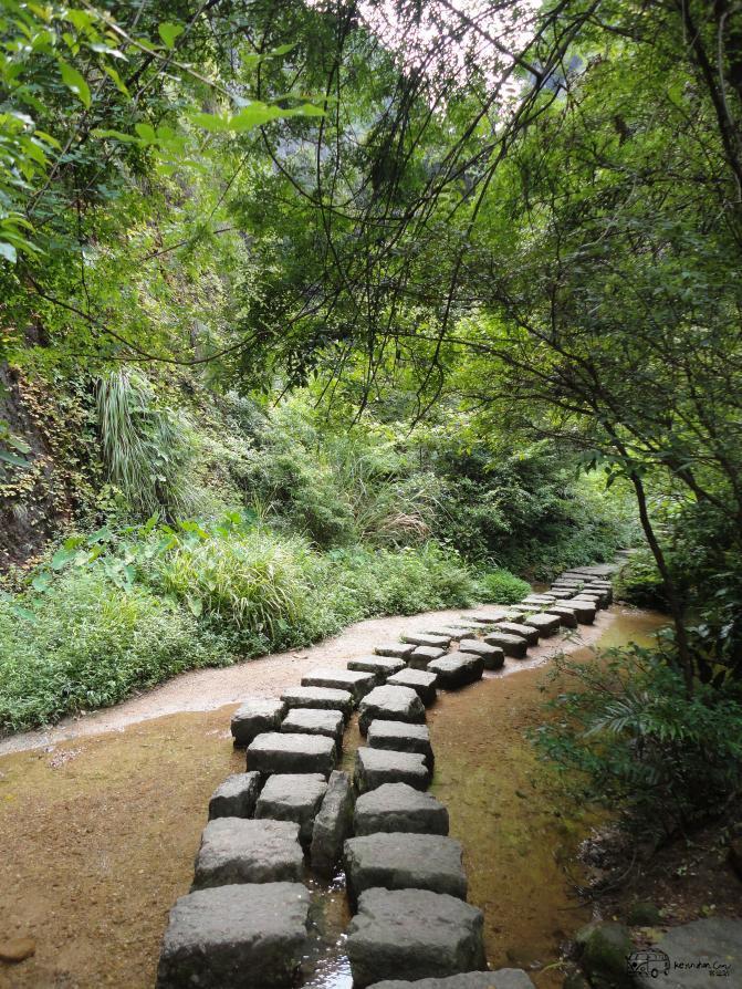 人均1500的4日武夷山住宿攻略含游玩与景区葡萄沟风景区自助游攻略图片