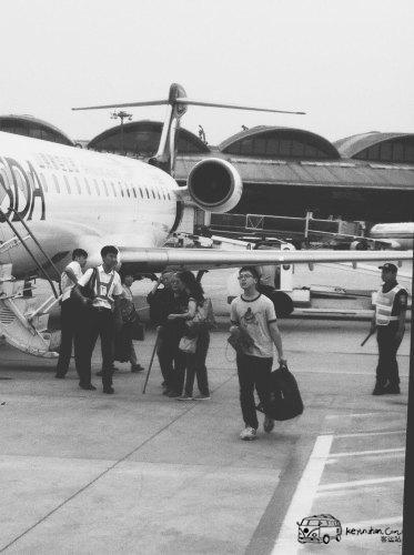 威海到郑州飞机