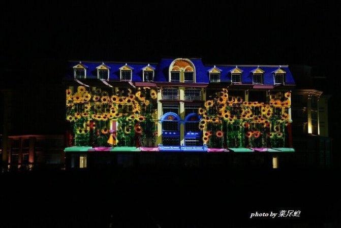 冬日花开,广州百万葵园花之恋酒店吃喝玩乐全无声攻略图片