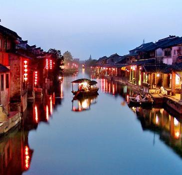 杭州到西塘一日游 西塘古镇一日游