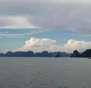 北海到越南下龙湾天堂岛河内四日游