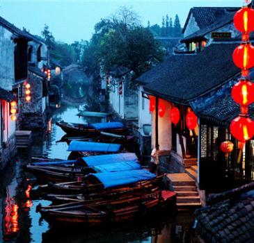 华东双飞六天团!超值纯玩!惠州到浙江乌镇旅游